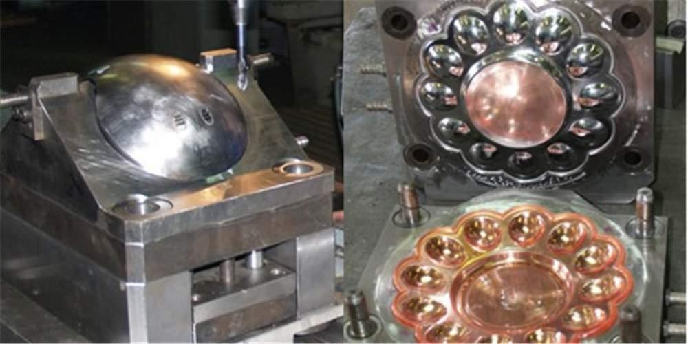 изготовление оснастки для литья пластмасс